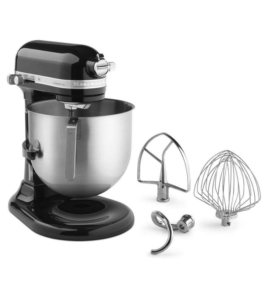 Kitchenaid Commercial 7 Qt Bowl Lift Nsf Stand Mixer