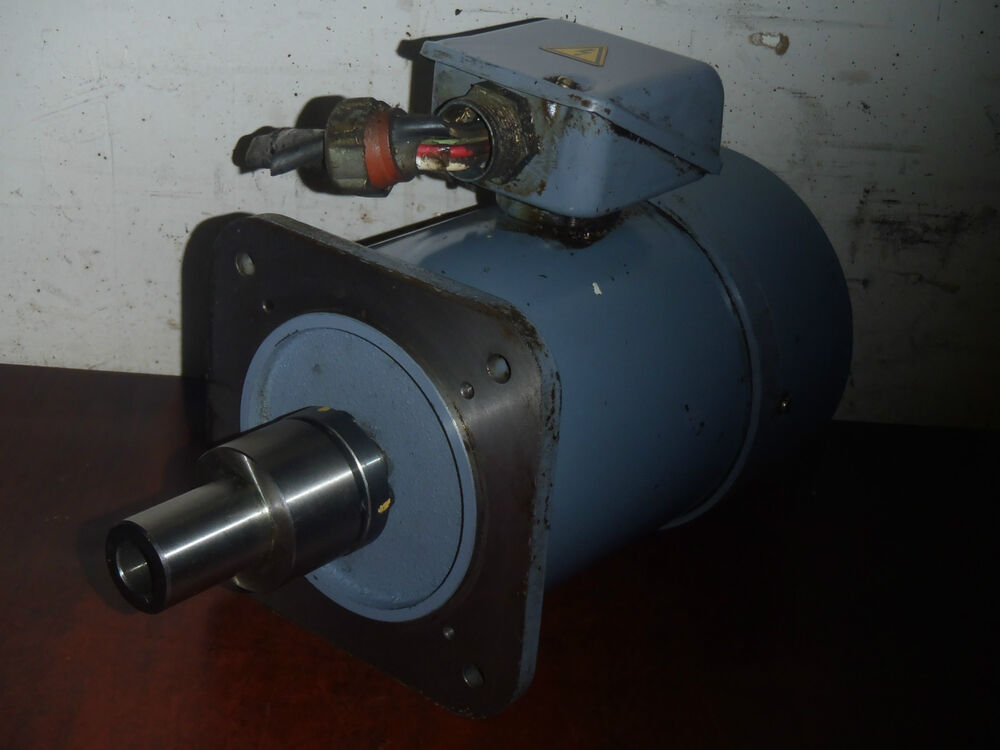 Yaskawa Electric 3 Phase Brake Motor Eelnq 5t Brake Tmab 1