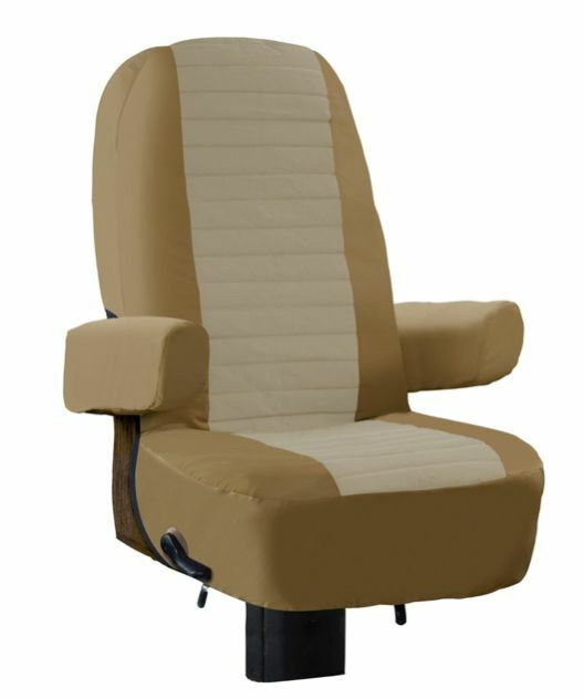 New Captain Rv Seat Cover Chair Motorhome Seats Motor Home