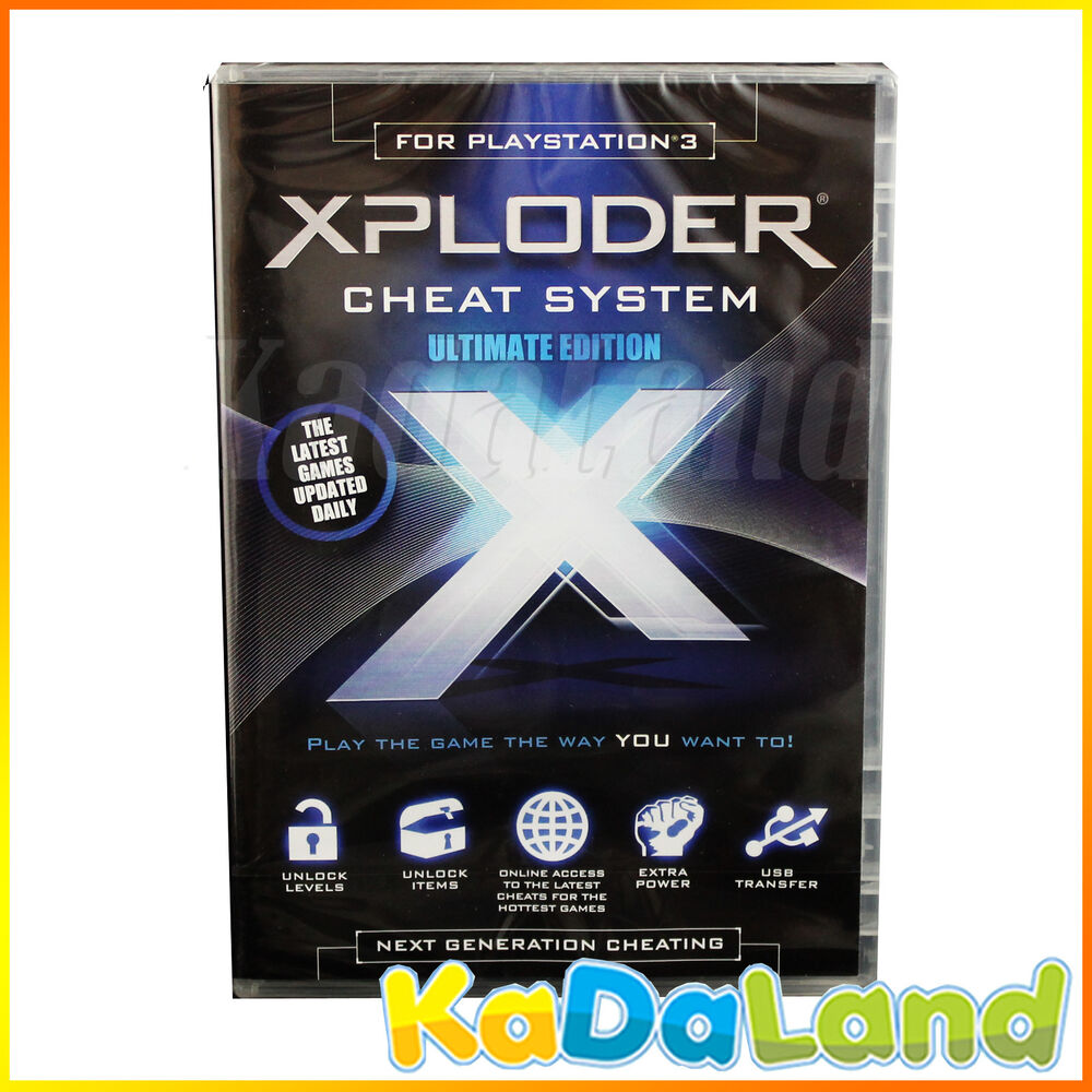 Ps3 xploder product key