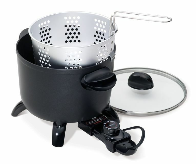 New Presto Electric Cooker Steamer Kitchen Kettle Pot ...