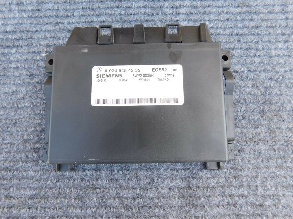 03 04 05 mercedes benz w203 c230 c240 transmission control for Mercedes benz transmission control module