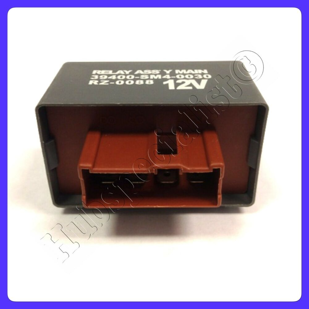 99 Honda Accord Main Relay Wiring Diagram 41 Images 1997 Fuel System S L1000 1990 Pump Ry169 Ebay 1999