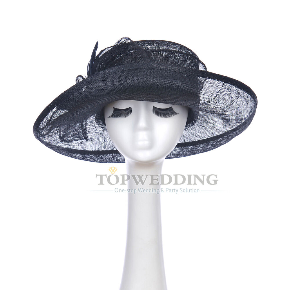 New Vintage Ladies Wedding Church Hat Kentucky Derby Cap ...