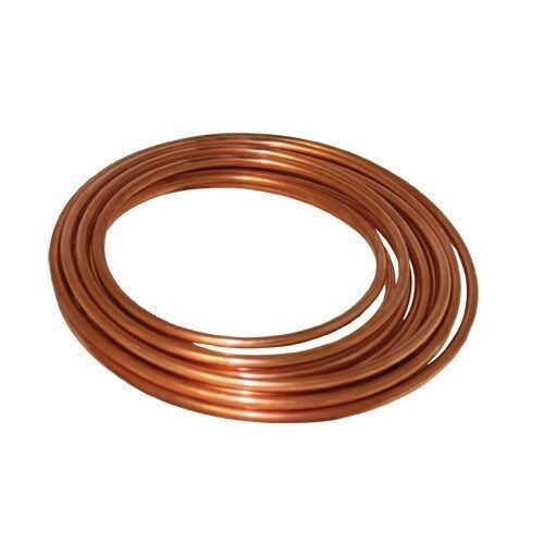 Type L Soft Copper Tubing 1 4 Inch Id X 60 Foot Coil Ebay