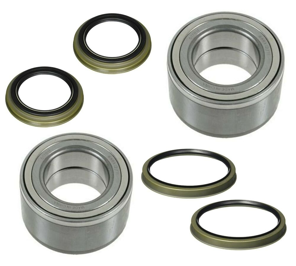 2 New Dta Front Wheel Bearings Fit Tundra 4runner Sequoia