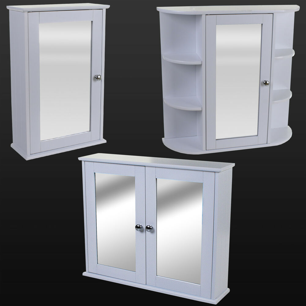wooden mirrored bathroom cabinets white wooden mirror door indoor wall mountable bathroom 21735
