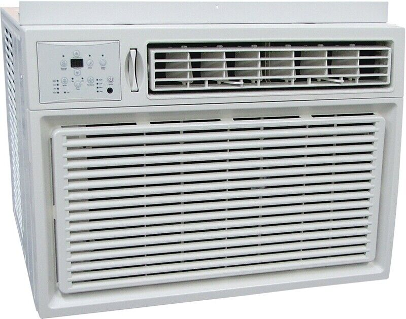 New comfort aire rads 183j 18k btu window room air for 11000 btu window air conditioner