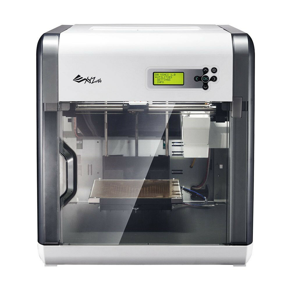 Da vinci 1 0 desktop 3d printer abs filament ebay - Filament imprimante 3d ...