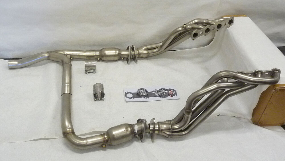 maximizer performance header manifold fits 99 03 f 150 f150 triton v8 4 6l 5 4l ebay. Black Bedroom Furniture Sets. Home Design Ideas