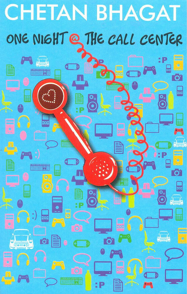 one night at a call centre book review