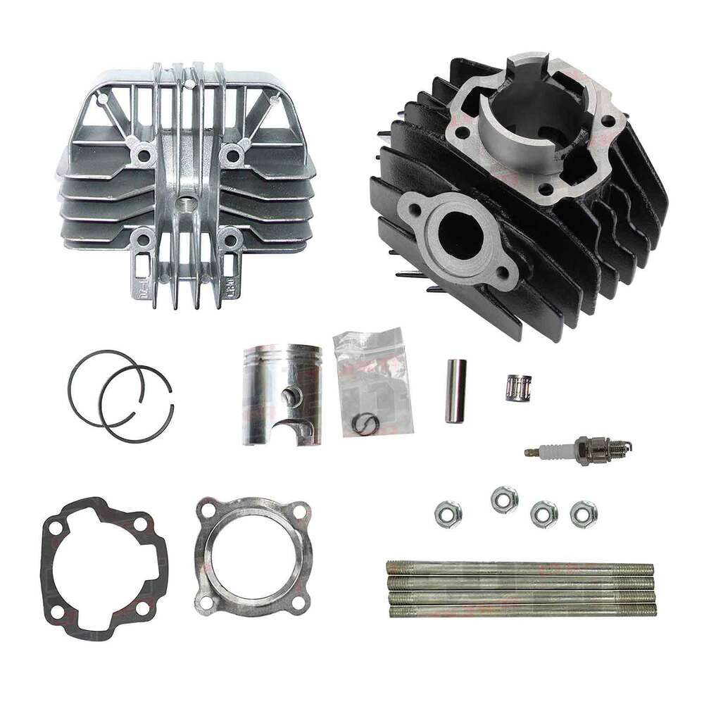 yamaha pw80 pw 80 cylinder top end rebuild kit 1988 1989 1990 1991 1992 1993 ebay. Black Bedroom Furniture Sets. Home Design Ideas