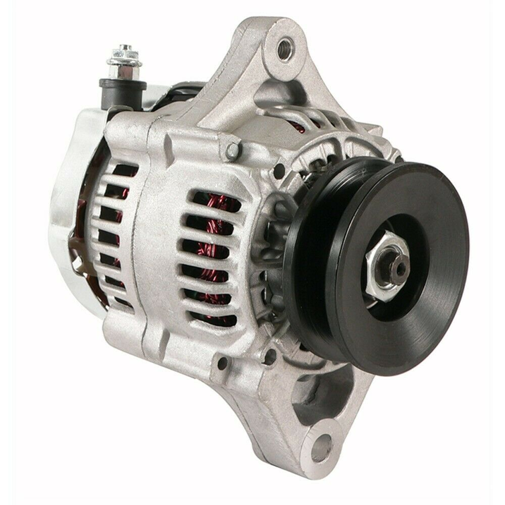 New Alternator Chevy Mini Denso Street Rod Race 1 Wire 400