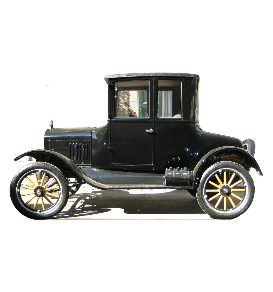 classic vintage old fashioned car cardboard prop decoration standee gatsby party ebay. Black Bedroom Furniture Sets. Home Design Ideas