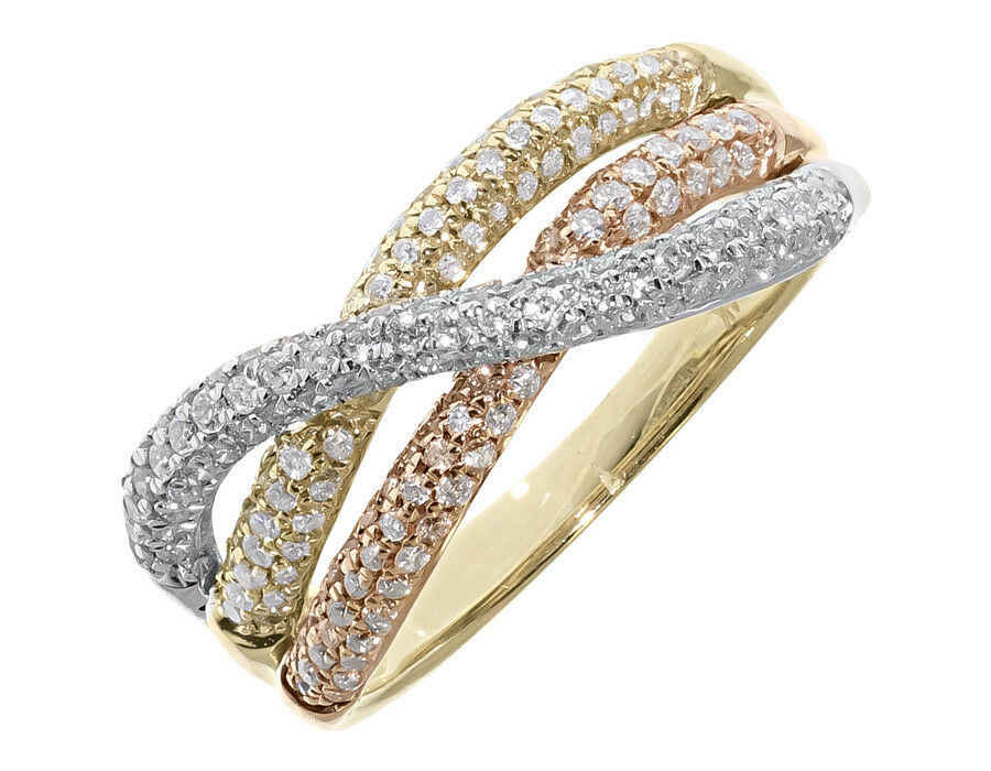 Ebay Diamond Rings Yellow Gold