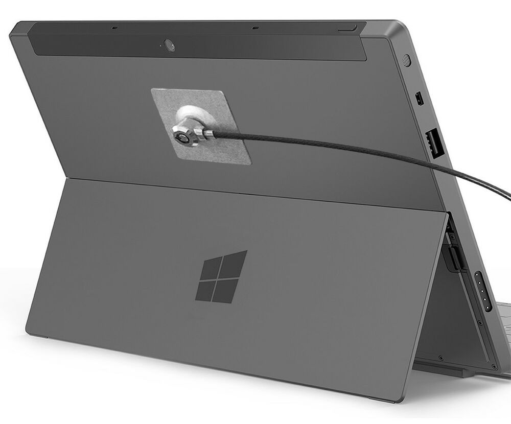 Microsoft Surface Tablet Lock Surface Pro 1/2/3/4, Surface ...