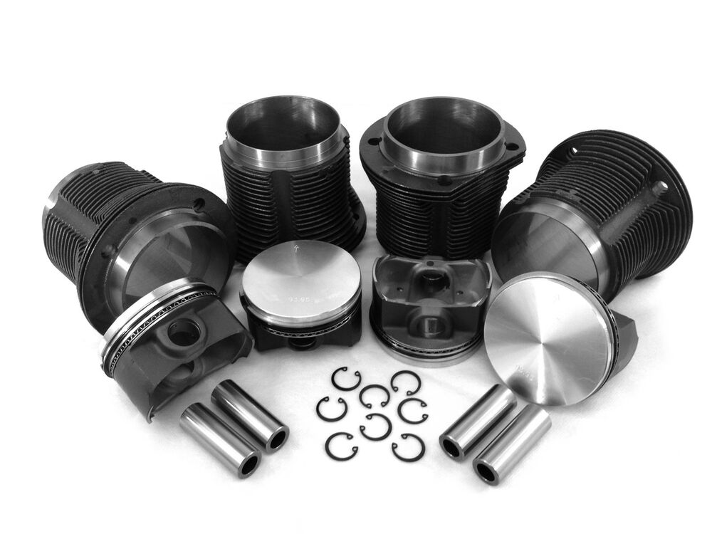 Vw bug 94mm type 1 piston and cylinder kit new 2276 for Piston type air motor