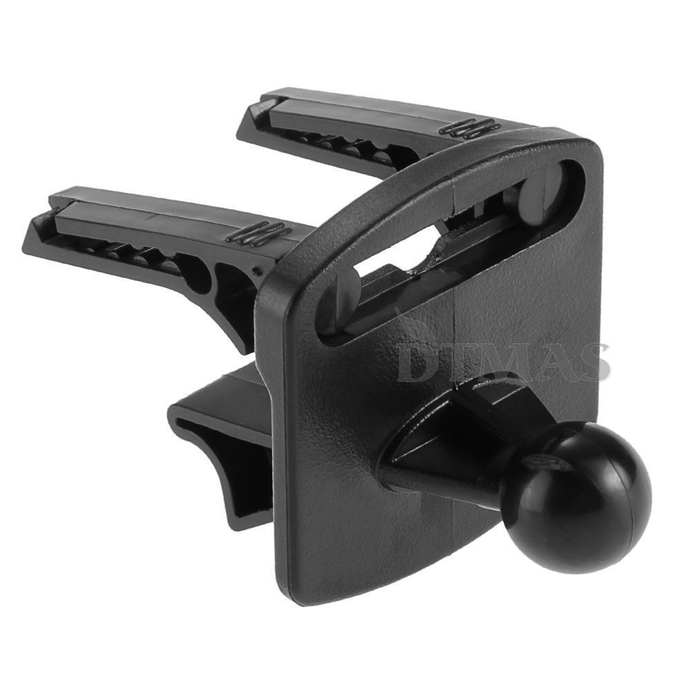 Car vehicle gps air vent mount holder set for garmin nuvi - Support gps garmin grille ventilation ...