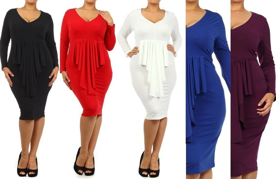 plus size dresses okc
