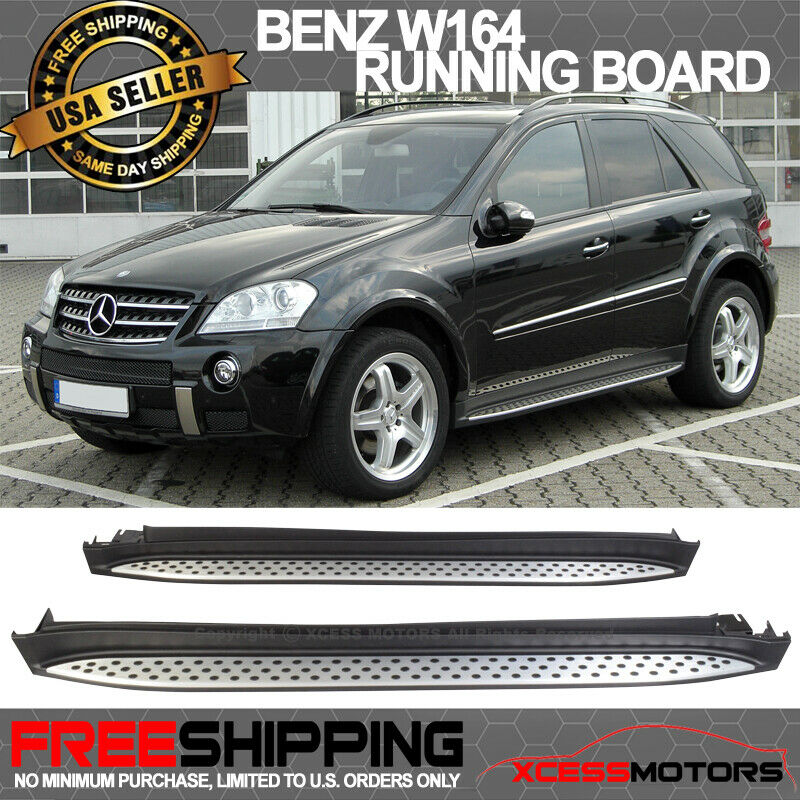 Special Limited Time Deal 06 11 Ml Class W164 Suv Running