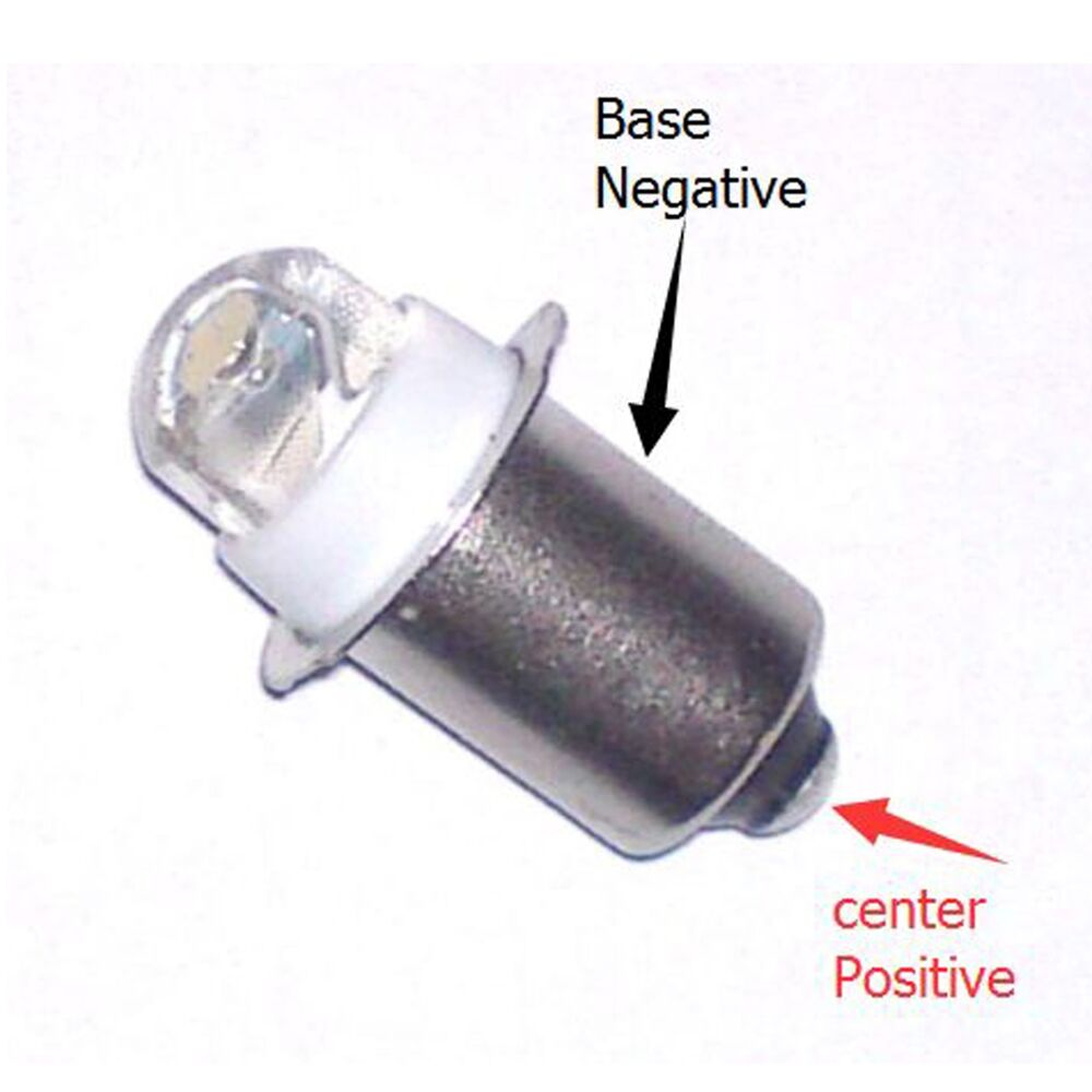 Led Torch Camp Light Bulb 9 6v 10 8v 12v For Bosch Aeg