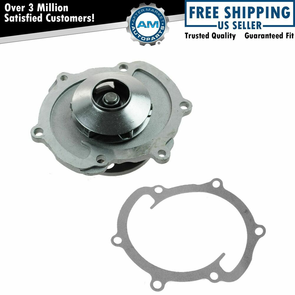 coolant water pump for chevy gmc buick cadillac saab. Black Bedroom Furniture Sets. Home Design Ideas