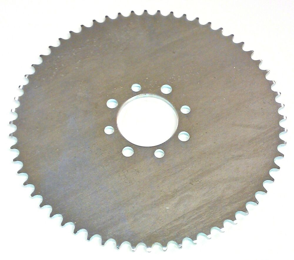 Go Kart Sprockets And Chains : Rotary pitch universal go kart sprocket tooth