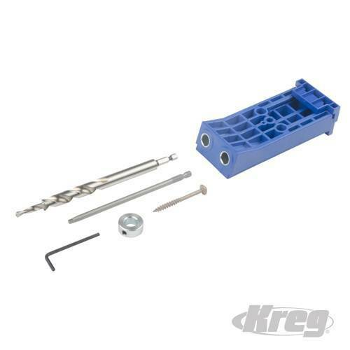 ... For pocket hole screw jig stronger joints in carpentry projects | eBay