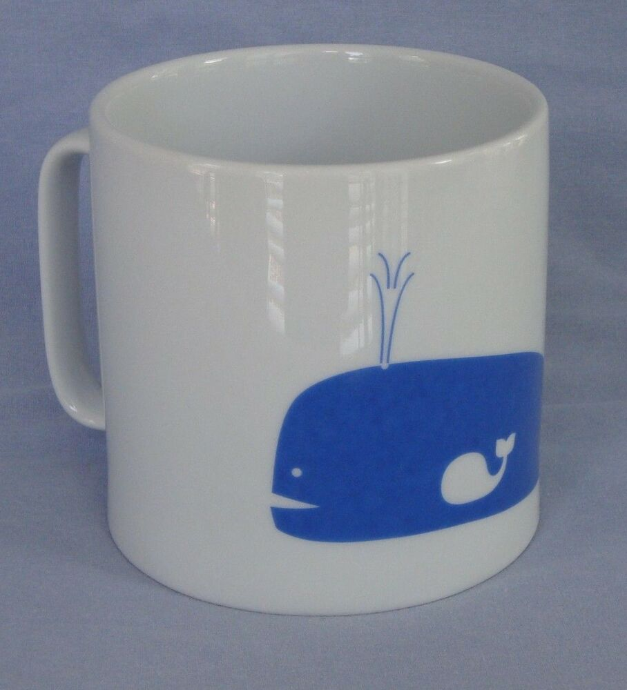 whale xxl 40 oz coffee mug giant jumbo huge whalen warmer ebay. Black Bedroom Furniture Sets. Home Design Ideas