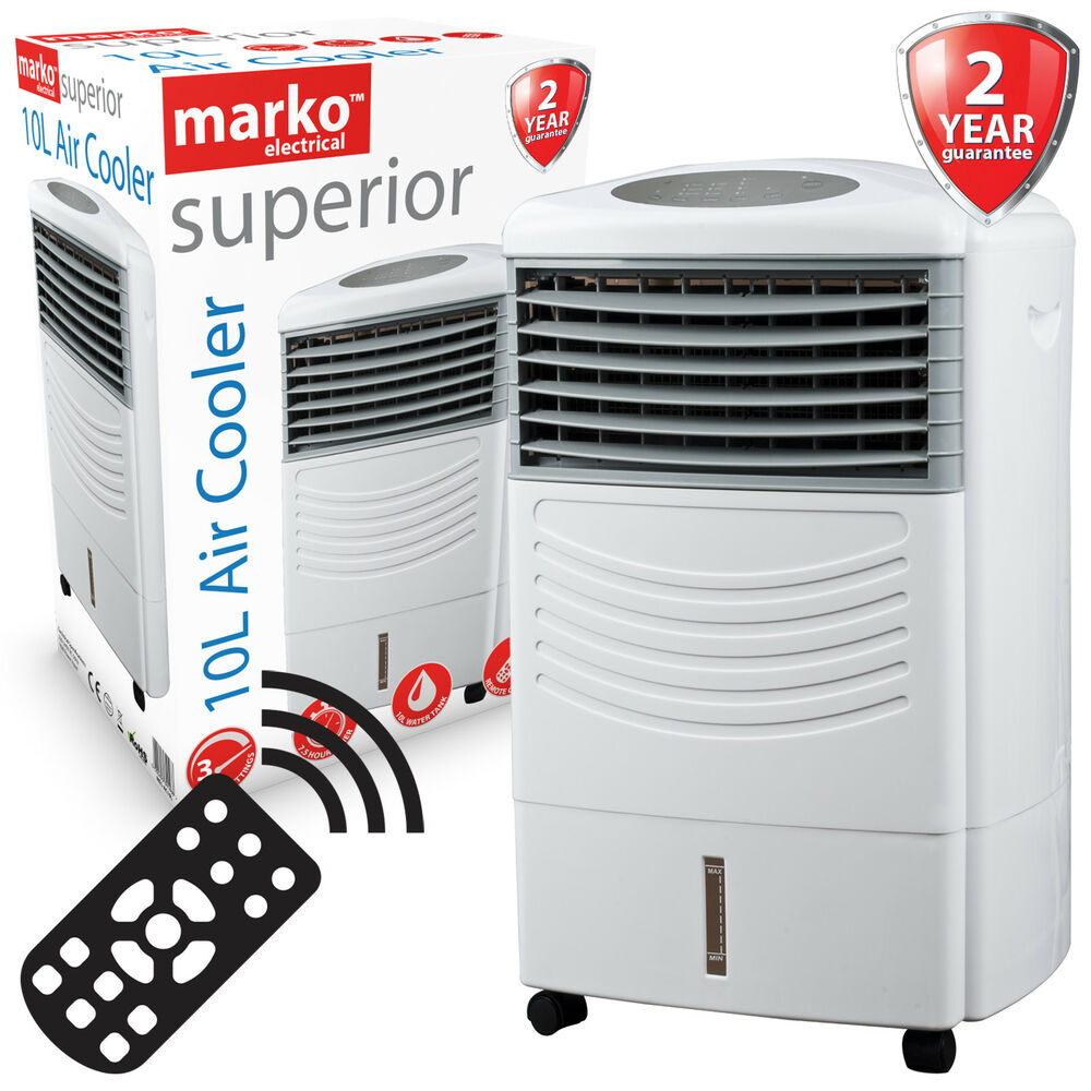 Portable Cold Air Fan : W speed portable air cooler purifier humidifier cool