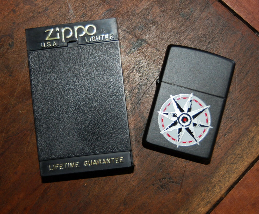 LOOK - NEW Marlboro Compass ZIPPO Lighter | eBay