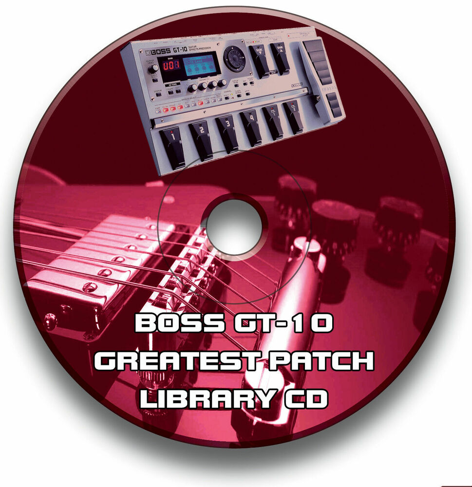 Korg ax3000g patch library
