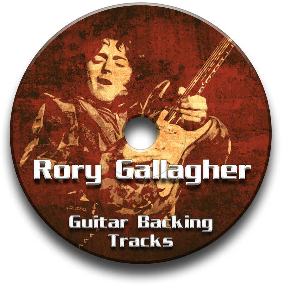 rory gallagher blues rock style guitar backing tracks audio cd jam traxs ebay. Black Bedroom Furniture Sets. Home Design Ideas