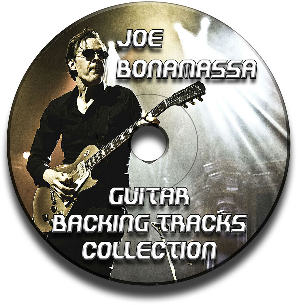 12 joe bonamassa style blues guitar backing tracks audio cd anthology jam traxs ebay. Black Bedroom Furniture Sets. Home Design Ideas