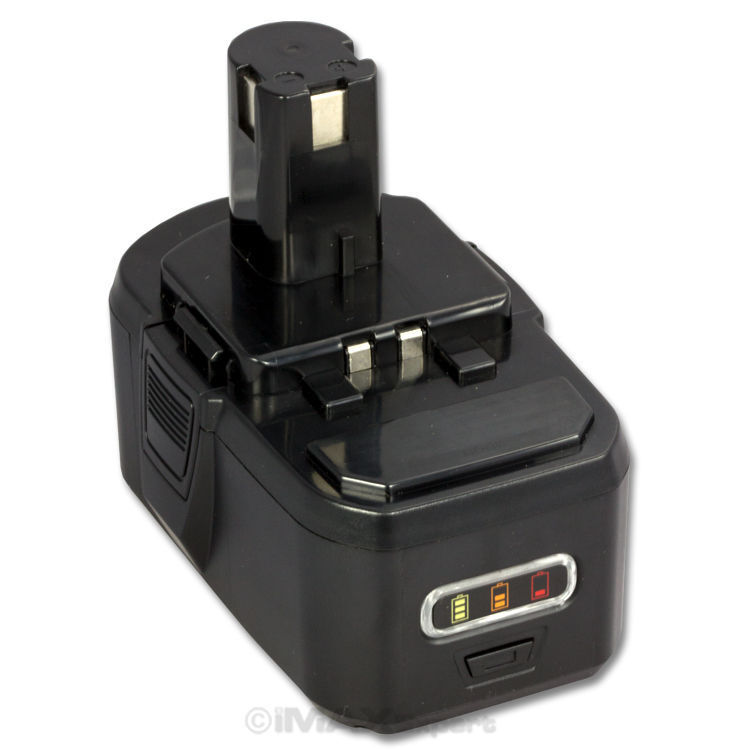3 0ah 18v 18 volt lithium ion battery for ryobi p105 one p104 cordless tool ebay. Black Bedroom Furniture Sets. Home Design Ideas