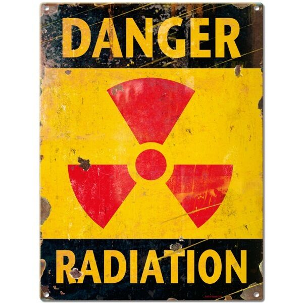 Danger Radiation Steel Sign Warning Nuclear Vintage Style. Acanthosis Signs. Lift Signs. Different Situation Signs. Chronic Pain Signs Of Stroke. Top Mouth Signs. Creative Information Signs. Handicapped Bathroom Signs. Golden Signs Of Stroke
