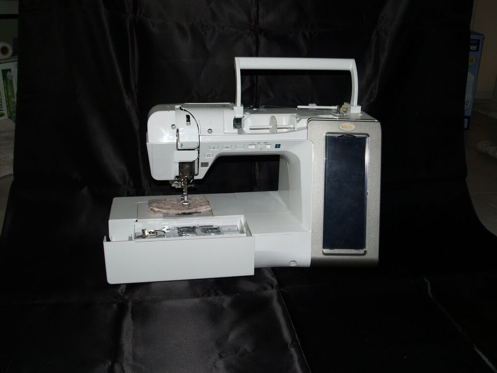 Baby lock sewing and embroidery machine ebay