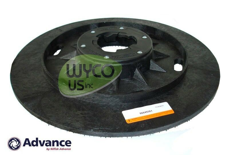 Oem Pad Holder 20 Np92 Clutch Advance Pacesetter 200
