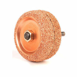 Back to Back Tire Patch Buffing Wheels, 2-1/2'' 3/8'' arbor hole, repair buffer