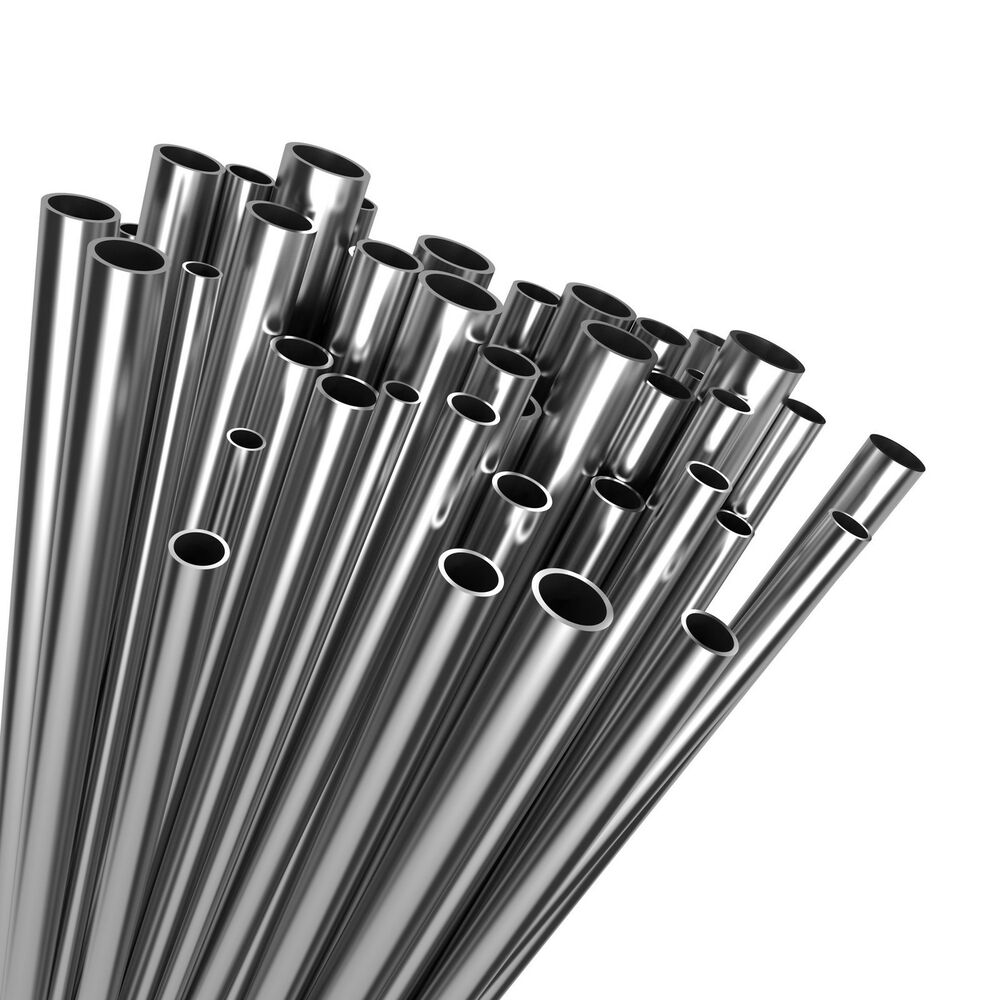 Stainless steel t tube multiple sizes and lengths for