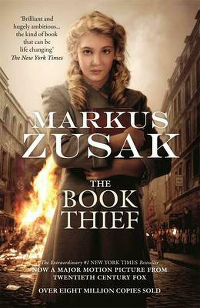 The book thief summary and analysis