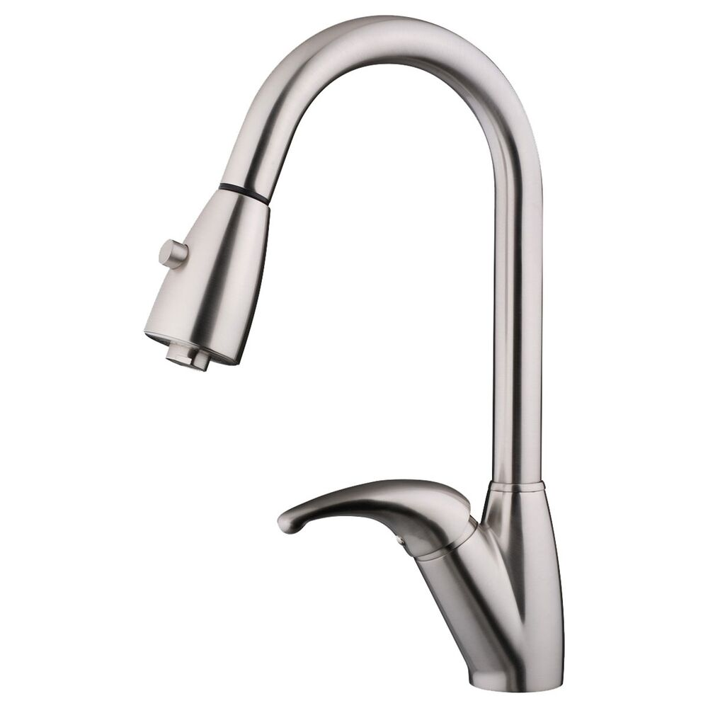Kitchen Faucets 8 Inches Spread Or Single Hole Installation Lesscare Lk12b Ebay