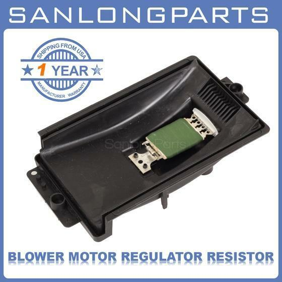 Heater fan blower motor resistor regulator for 98 08 vw for Vw passat blower motor resistor