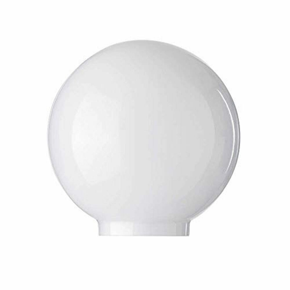 11 5cm 4 189 White Glass Globe Lampshade Ball Light