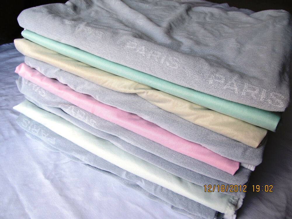 Reclaimed Hospital Bed Pads