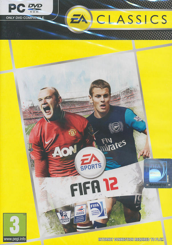 Ea Sports Fifa 2007 PC Game Highly Compressed