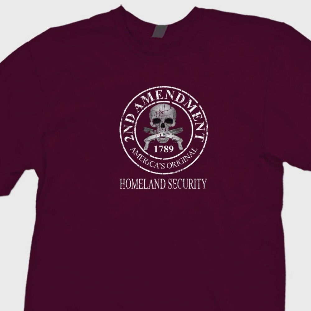 1789 t shirt original homeland security pro arms tee shirt ebay