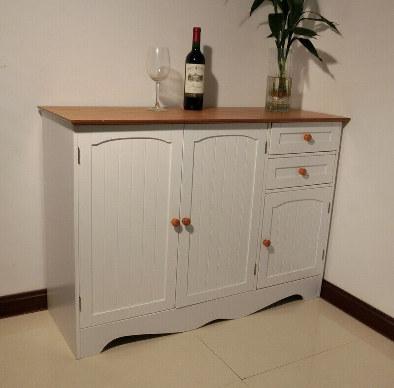 Buffet sideboard table cabinet hall console