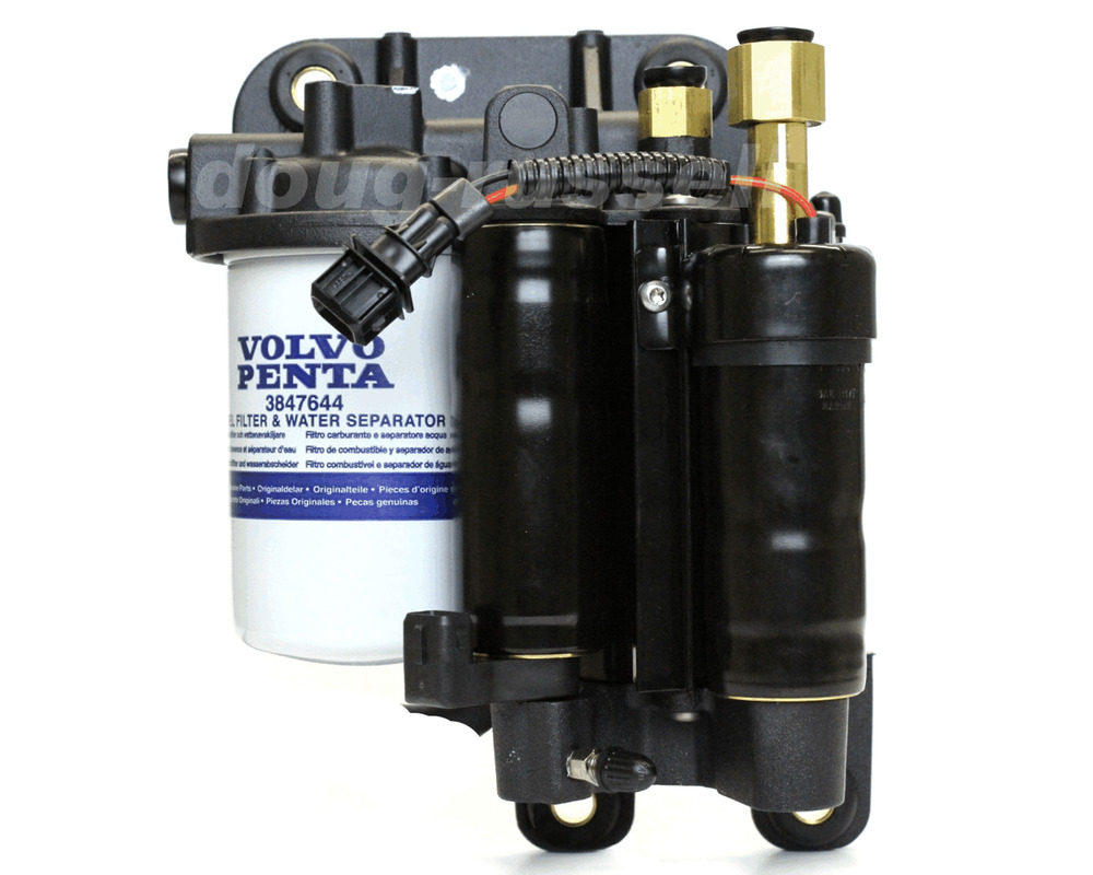 Oem volvo penta electric fuel pump assembly