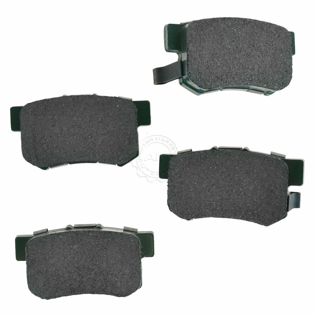 Brake Pads Premium Posi Ceramic Rear For Honda CRV Element